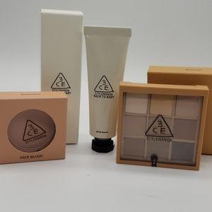 Stylenanda 3ce Kbeauty Combo Gift Pack Set of 3